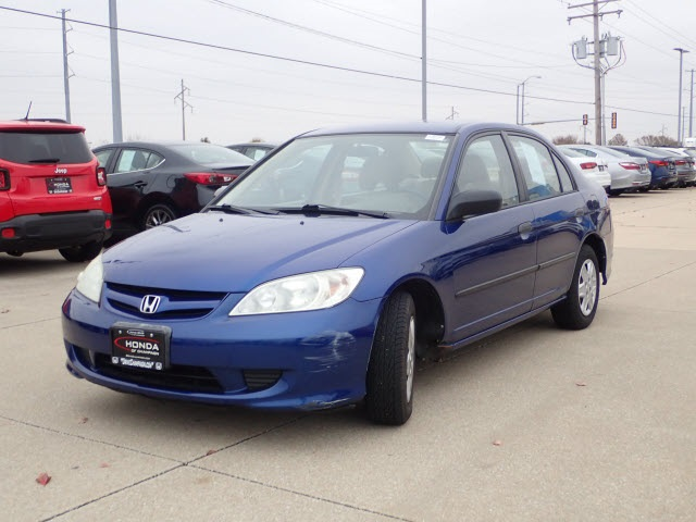 Pre-Owned 2004 Honda Civic VP
