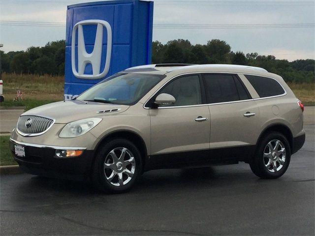 Pre-Owned 2009 Buick Enclave CXL