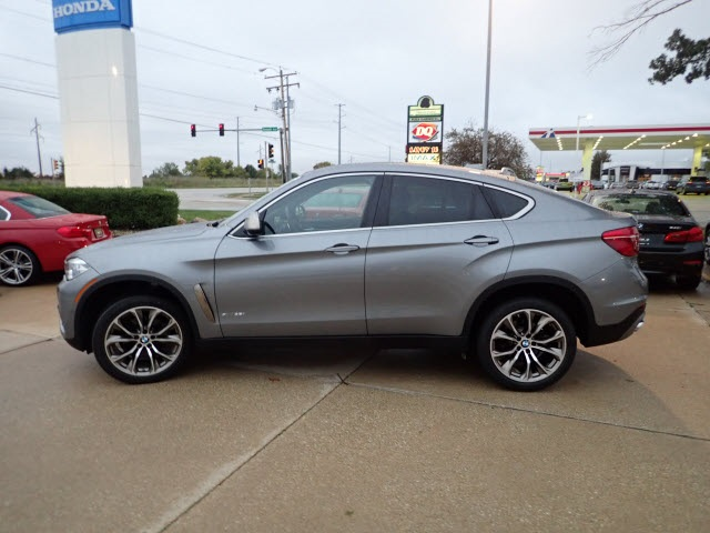 Pre-Owned 2018 BMW X6 xDrive35i