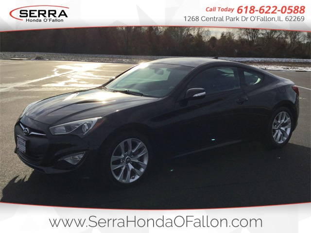 Genesis Coupe 2016 >> Pre Owned 2016 Hyundai Genesis Coupe 3 8