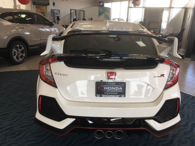 New 2019 Honda Civic Type R Type R