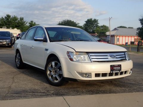 Pre-Owned 2009 Ford Taurus Limited